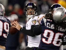 Video - AFC Championship Game: Joe Flacco highlights
