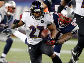 Video - Baltimore Ravens vs. New England Patriots highlights