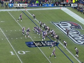 Watch: QB Brady to WR Welker, 1-yd, pass, TD