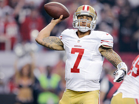 Watch: Key to Kaepernick's success