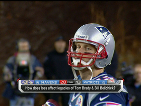 Video - Does loss affect New England Patriots quarterback Tom Brady and head coach Bill Belichick's legacy?