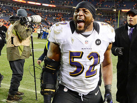 Video - Is Baltimore Ravens linebacker Ray Lewis the key to the team's success?