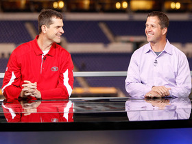 Video - Which Harbaugh would you rather play for?