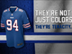 Watch: Evolution of the Bills colors