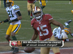 Video - Will San Francisco 49ers wide receiver Michael Crabtree be cleared of charges?