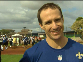 Video - New Orleans Saints quarterback Drew Brees: 'We want to get this thing back on track'