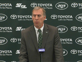 Video - John Idzik talks Darrelle Revis and Mark Sanchez