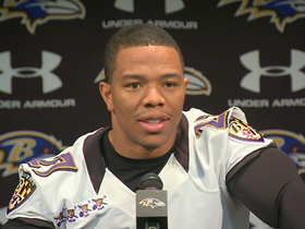 Video - Baltimore Ravens running back Ray Rice: 'This is the greatest feeling ever'