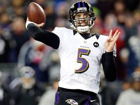 Video - 'Playbook': Baltimore Ravens QB Joe Flacco ready to lead the Baltimore Ravens