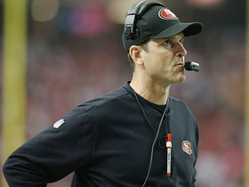 Video - Jim Harbaugh cultivating San Francisco 49ers talent