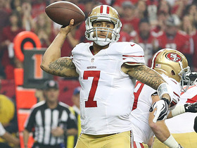 Video - Do you want Joe Flacco or Colin Kaepernick?