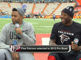 Video - Dynamic duo pumped for Pro Bowl
