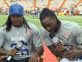 Video - Chicago Bears looking to take it up a notch in 2013