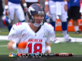 Video - Peyton Manning to A.J. Green for TD