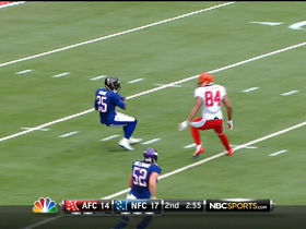 Video - Atlanta Falcons safety William Moore picks off Houston Texans quarterback Matt Schaub