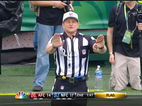 Watch: Hochuli: 'Yes, there are penalties in the Pro Bowl!'