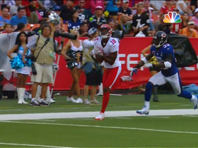 Video - Indianapolis Colts quarterback Andrew Luck to Cincinnati Bengals wide receiver A.J. Green for 2nd TD