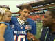 Watch: Giants&#039; Manning likes 2013 Pro Bowl intensity
