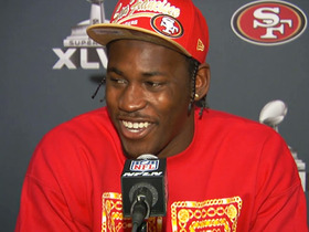 Video - San Francisco 49ers linebacker Aldon Smith renames Super Bowl XLVII the 'Linebacker Bowl'