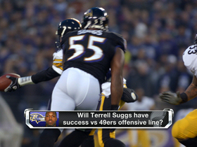 Video - Will Baltimore Ravens linebacker Terrell Suggs find success?