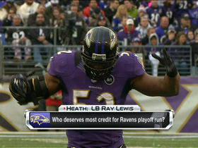 Video - Who deserves credit for Baltimore Ravens playoff run?