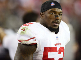 Video - San Francisco 49ers linebacker Patrick Willis: 'We've got to stop the run'