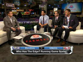Video - Who Has The Edge?: Running backs