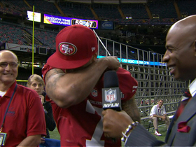 Video - Primetime catches up with San Francisco 49ers quarterback Colin Kaepernick