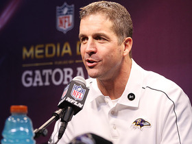 Video - John Harbaugh on brother: 'This is no loser in this game'