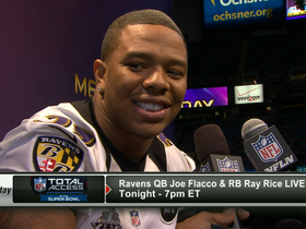 Video - Rice: 'I actually grew up a 49ers fan'