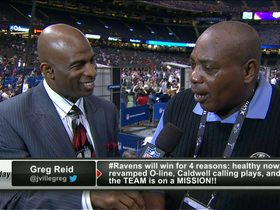 Video - General manager Ozzie Newsome on Ed Reed's future with Baltimore Ravens
