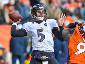 Video - Joe Flacco elite?