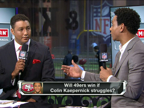 Video - Will 49ers win if San Francisco 49ers quarterback Colin Kaepernick struggles?