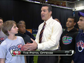 Watch: Warner and Play 60 showcase Pistol offense