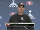 Watch: Harbaugh: &#039;Nobody does it better than Gore&#039;