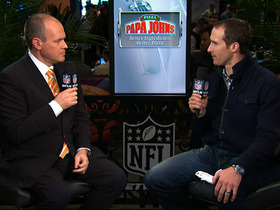 Video - New Orleans Saints quarterback Drew Brees on Payton return: 'He'll be intense'