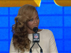 Watch: Beyoncé answers inauguration questions