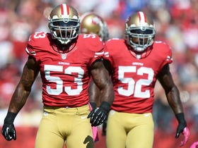Video - 'Playbook': Patrick Willis and NaVorro Bowman's impact