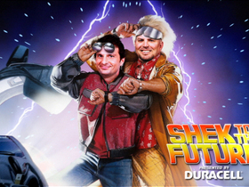 Watch: Shek to the Future: Super Bowl XLVII