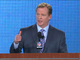 Watch: Goodell on status of HGH testing