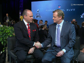 Watch: Roger Goodell 1-on-1