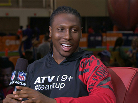 Roddy White on how to beat 49ers secondary