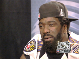 Video - REP Super Bowl Special: Baltimore Ravens safety Ed Reed