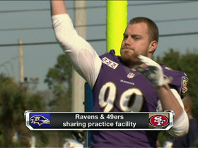 Video - Latest on Baltimore Ravens practice