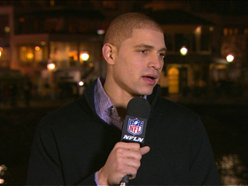 Watch: Jimmy Graham on facing 49ers defense