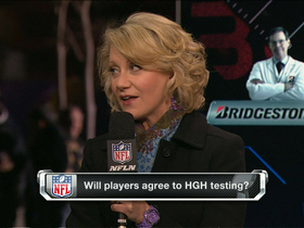 Watch: Will players agree to HGH testing?
