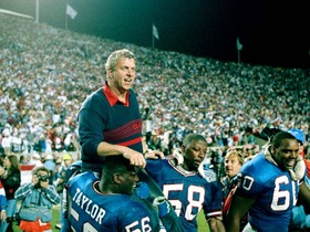 Watch: Bill Parcells reacts to Hall of Fame selection