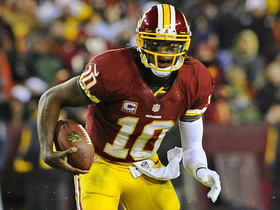 Watch: Why RG3 won Offensive Rookie of the Year