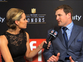 'NFL Honors' red carpet: Jason Witten