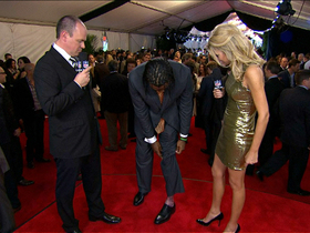 Video - RG3 dressed to impress